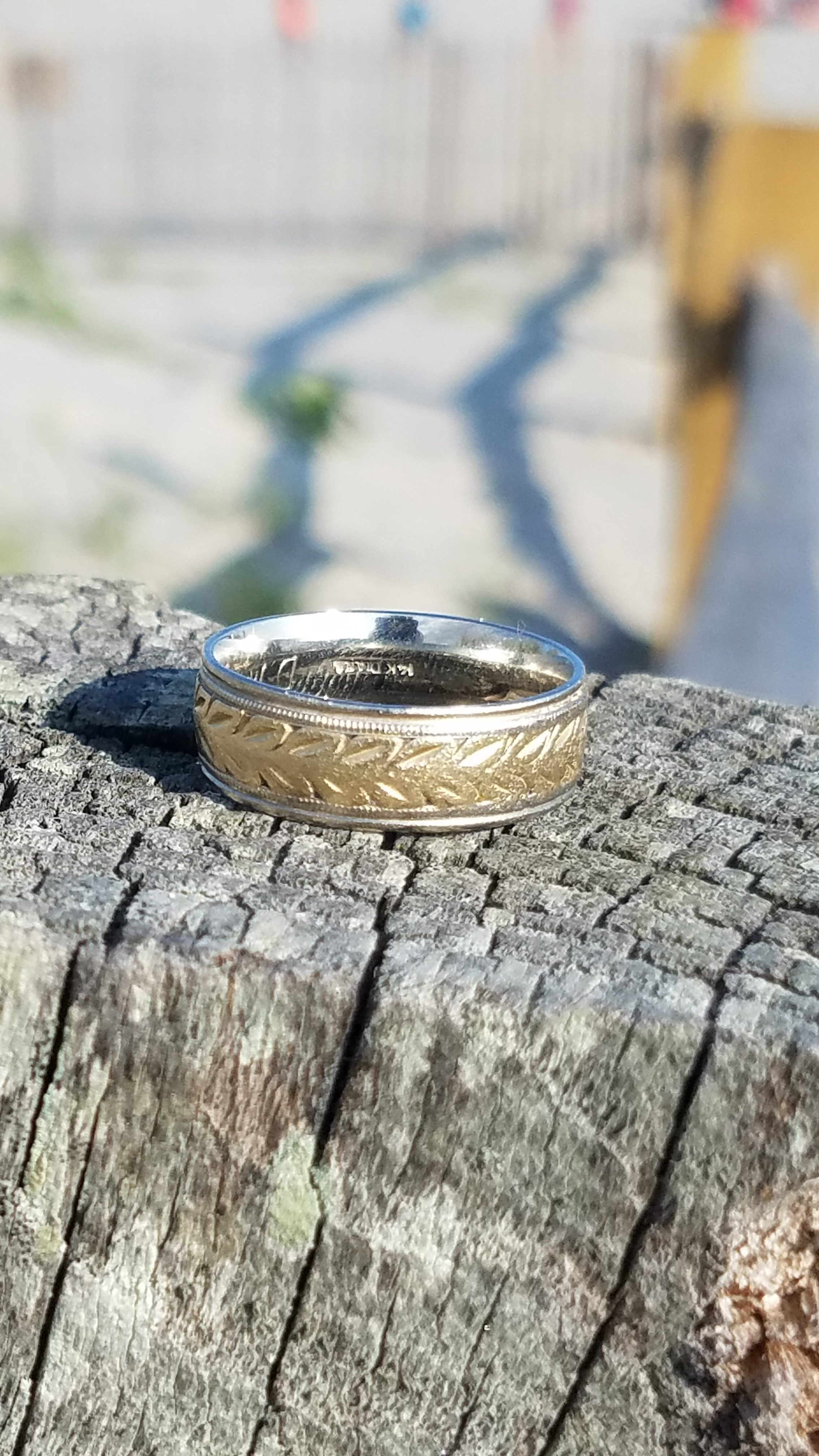 Day Trip To Stone Harbor Includes Lost Wedding Ring Metal